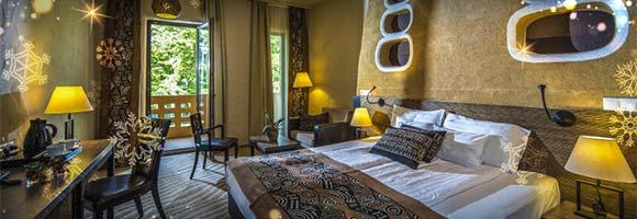 Bambara Hotel - Szobák