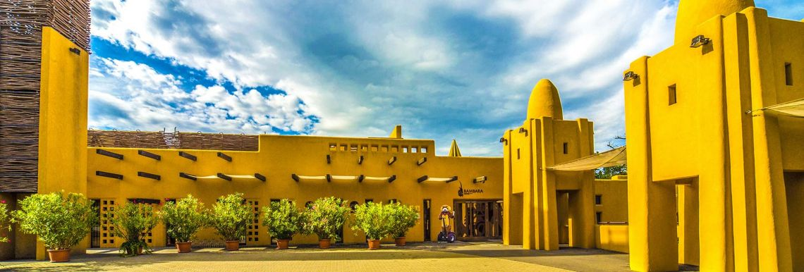Hotel - Varázslatos Bambara Hotel**** Felsőtárkány