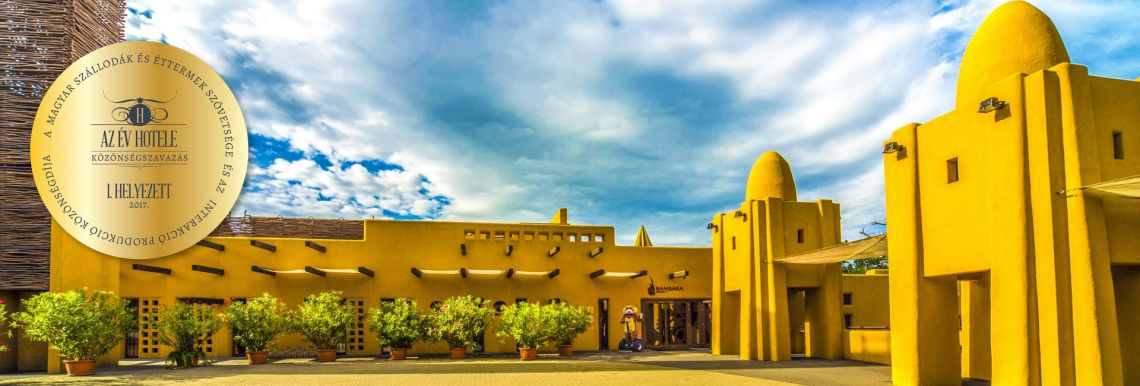 AZ ÉV HOTELE 2017 - Varázslatos Bambara Hotel**** Felsőtárkány