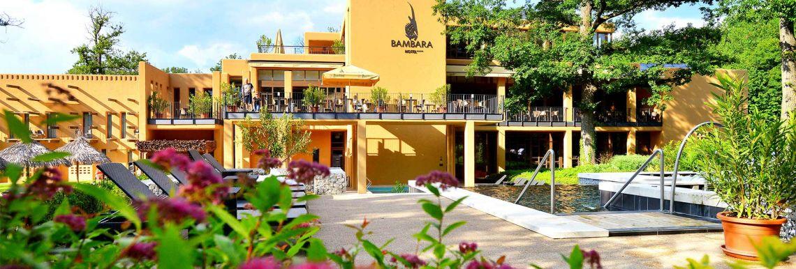 Jogi nyilatkozat - Varázslatos Bambara Hotel**** Felsőtárkány