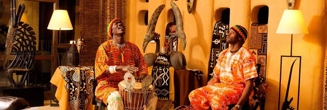 Afrikai csapatépítő programok - Varázslatos Bambara Hotel**** Felsőtárkány
