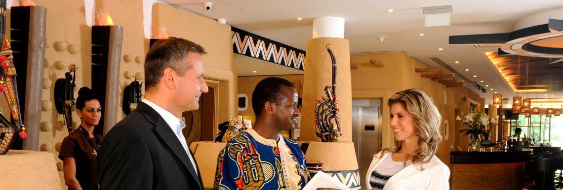 Podujatia v africkej atmosfére - Varázslatos Bambara Hotel**** Felsőtárkány
