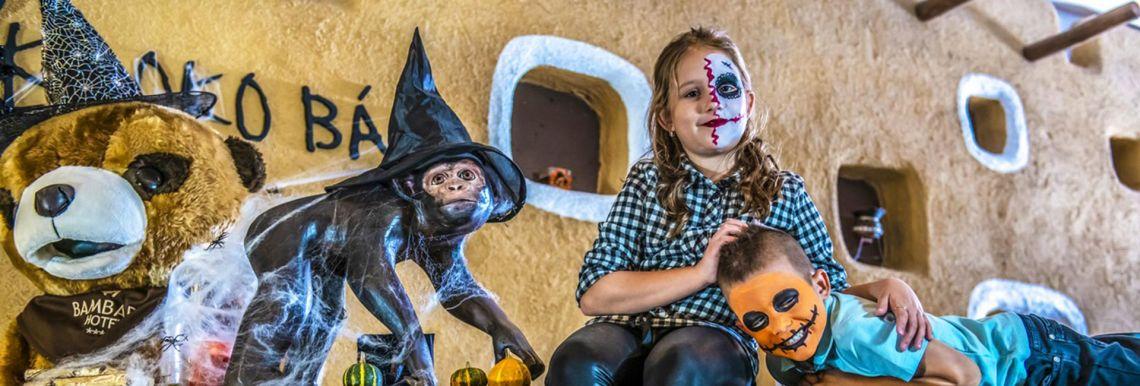 Bambara Halloween - Autumn holiday - Varázslatos Bambara Hotel**** Felsőtárkány