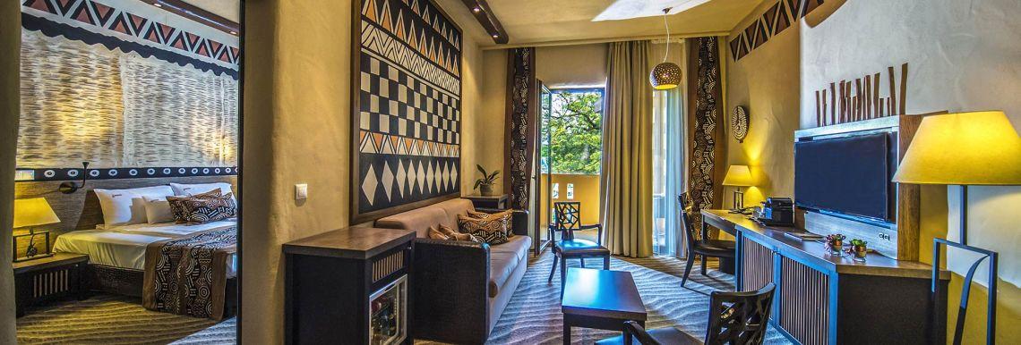 Grand Apartmán - Varázslatos Bambara Hotel**** Felsőtárkány
